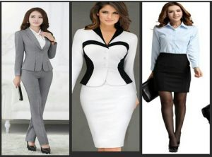 corporate wear for women