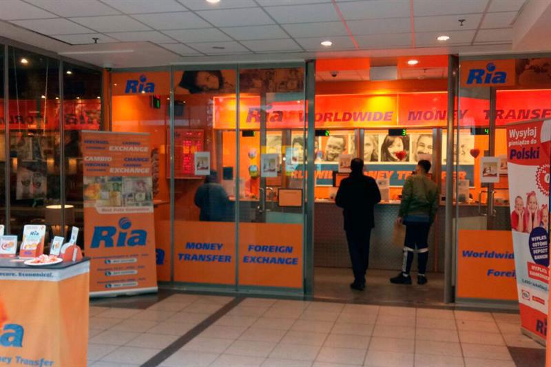 Ria Money Transfer How To Send And
