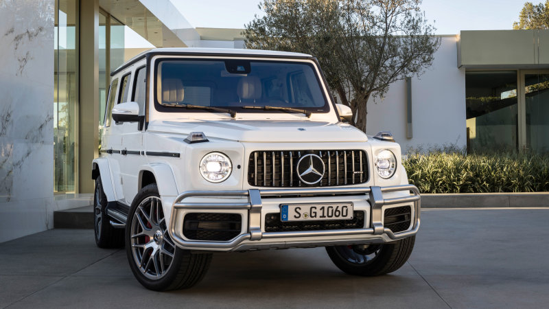 G Wagon car